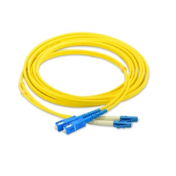 SC to LC SM UPC Duplex Patch Cord
