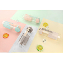 Portable Colorful New Design Plastic Water Bottle