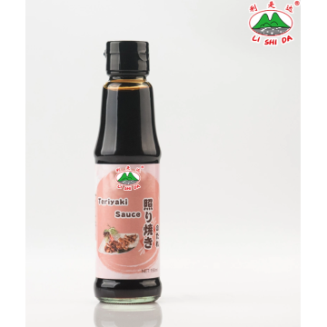 Teriyaki sauce for barbecue