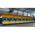 Straight Line Type Wire Drawing Machine Line