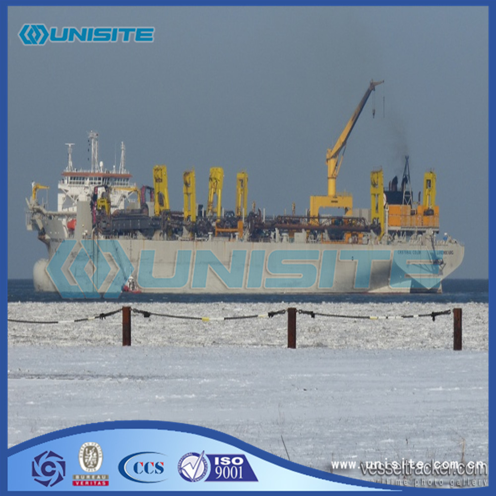 Hopper Trailing Suction Dredger for sale