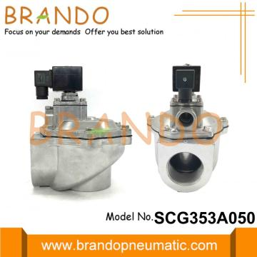 2'' SCG353A050 ASCO Type Dust Collector Solenoid Valve