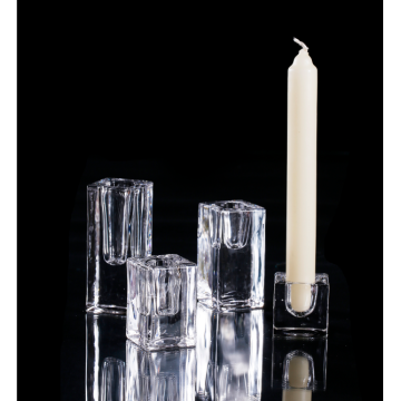 new arrival square shape candle holders