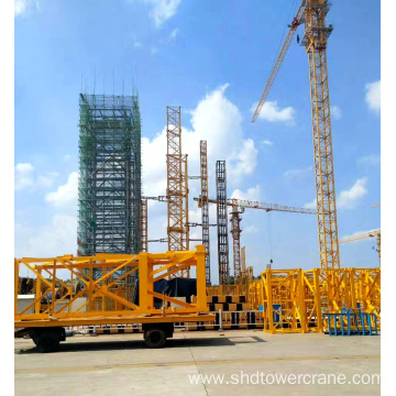 best construction equipment of Topless Tower Cranes