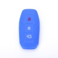 Key holder fob silicone case for Ford