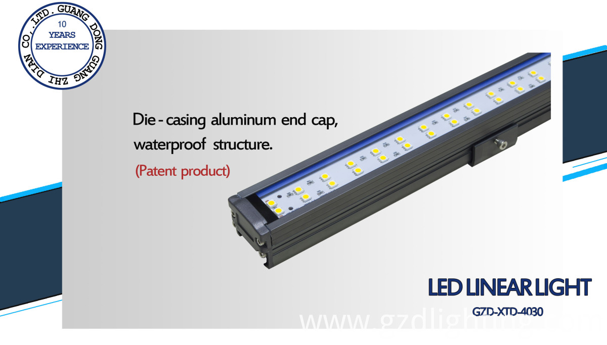 18W rigid led light bar