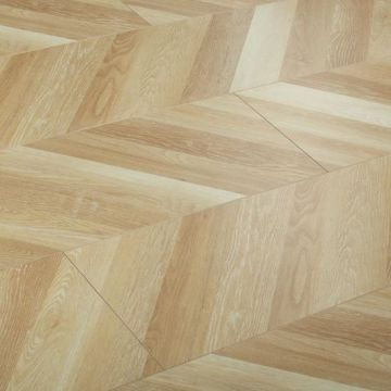 8mm AC4 MDF Laminate Wood Herringbone Flooring