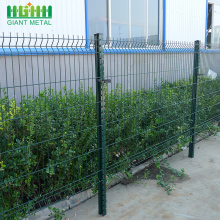 Powder Coated Bending Wire Mesh Panels