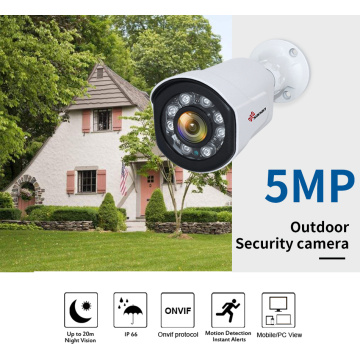 AHD outdoor CCTV camera 5MP