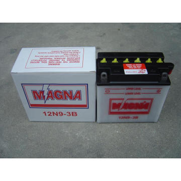 12V 9Ah Lead-acid Motorcycle Batteries