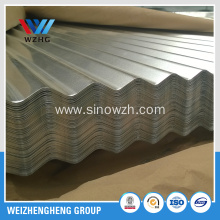 55% galvalume corrugated steel sheet