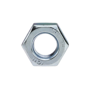 DIN929 Blue white zinc Hexagon weld nuts