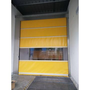 Automatic High Speed Warehouse Industrial Roll Door