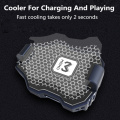 1 Pcs Universal Semiconductor Mobile Phone Cooler Phone Heat Sink Radiator Cooling Fan USB With Adapter Cable For Xiaomi Huawei