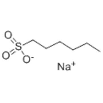 Sodium 1-hexanesulfonate CAS 2832-45-3