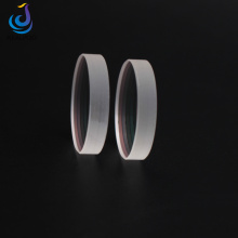 Diameter 25.4mm Fused Silica Laser Protective Lens