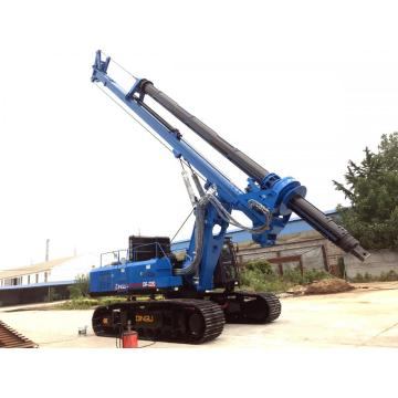 DR-220 rotary piling rig hydraulic for sale