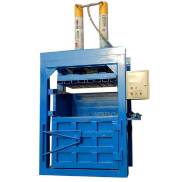 MW Vertical hydraulic wool baling press machine