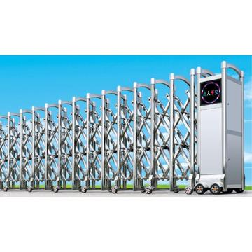 Automatic Electric Trackless Electric Retractable Gate