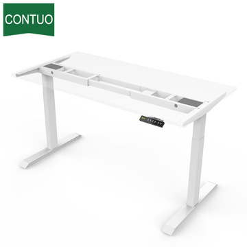 Office Adjustable Height Legs Work stand Standing Table