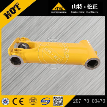 Komatsu spare parts PC300-7 excavator bucket link ass'y 207-70-00470