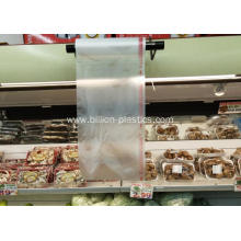 Clear Poly Freezer Bag