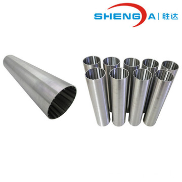 Wedge Wire Strainer for Well Drilling