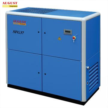 AUGUST screw portable compressor