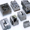 Custom made injection mold-ready cavity and core blocks