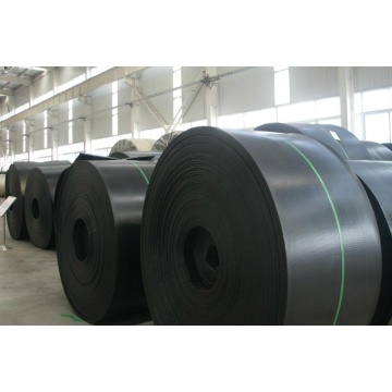 Fabric conveyor belts