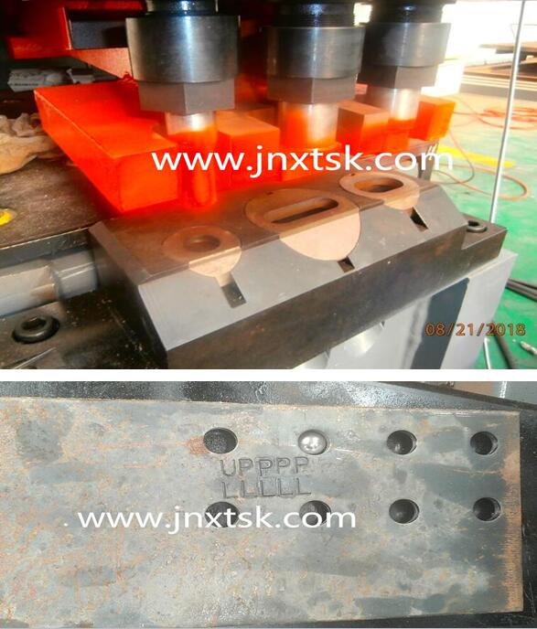 Heavy Punching Marking Machine
