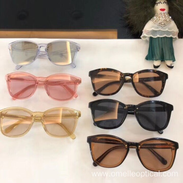 Full Frame Oval Fashion Sunglasses Wholesale