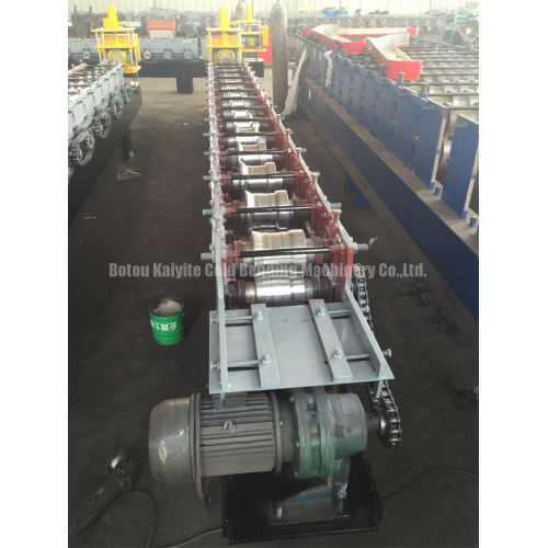 Galvanized Roller Shutter Slat Making Machine