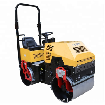 Popular hydraulic double drive asphalt roller compactor in stock FYL-880