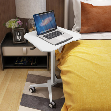Movable bedside care desk