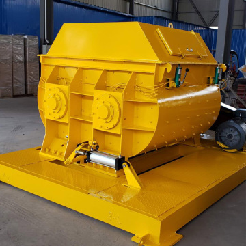 centralized JS concrete mixer