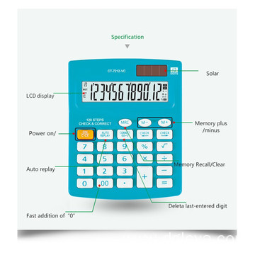 120 Steps Check Desktop Solar Calculator