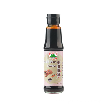 150ml Glass Bottle Sushi Soy Sauce