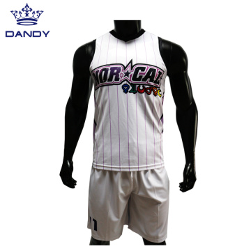 Adults Training Basketball Jerseys