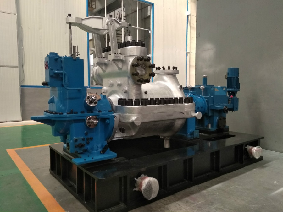 Condensing Steam Turbine (10)