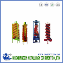 Mining Spiral Chute for Gold