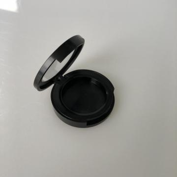 mini round compact case with lens