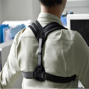Waterproof orthopedic back and shoulders support belt
