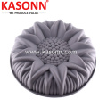 Large Sunflower Silicone Flower Cake Mold Pan