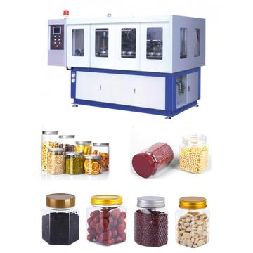 Automatic Blowing Machine for wide neck bottles