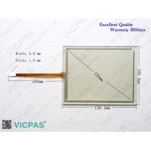 6AV6542-0CC10-0AX0 Touch screen panel glass for OP270-10