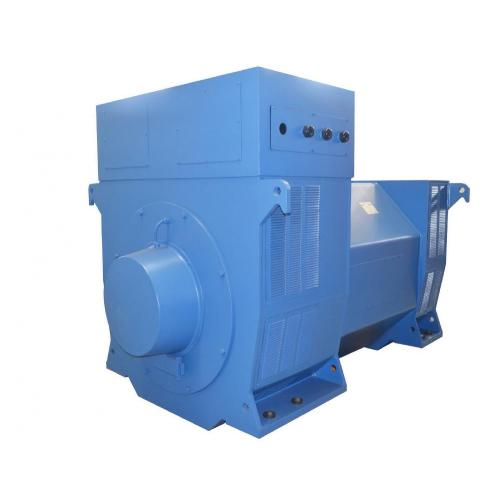 Lower Voltage Double Bearing Industrial Alternator