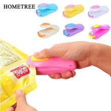 HOMETREE Mini Handheld Holder Electric Heating Snack Sealing Machine Machine Sealed Packaging Plastic Bag Sealed Food Bag H274