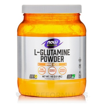 how much l-glutamine should i take a day
