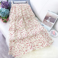 Casual Dresses Women/Girl Little Love Chiffon Skirt